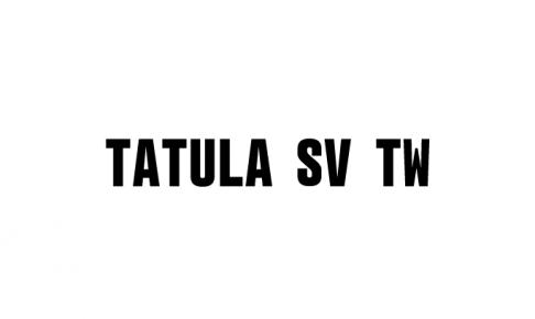 タトゥーラ SV TW キャッチアイ
