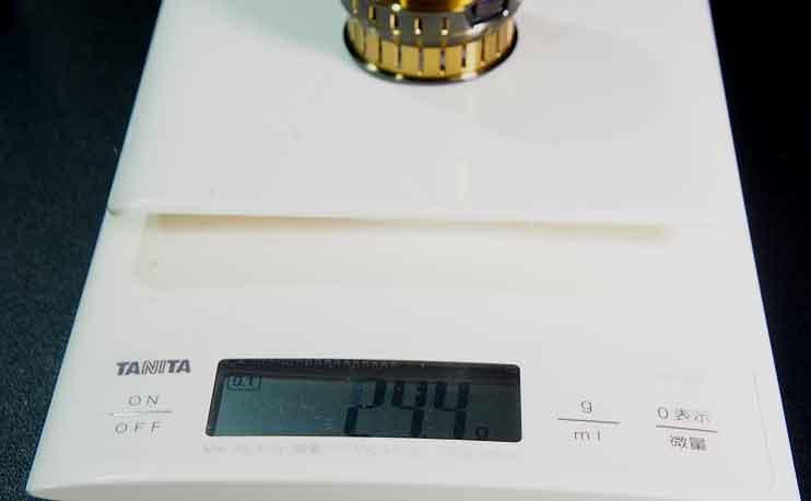 ダイワ SLPW EX LTスプール 重量