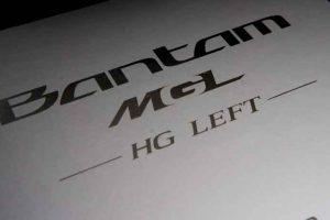 【開封レビュー】コアソリッドボディでマグナムライトスプール搭載のバンタムMGLが遂に着弾!